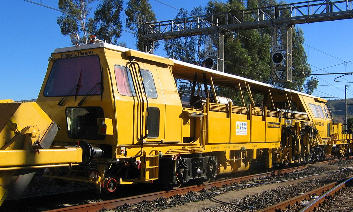 Globalfer Spa - Armamento ferroviario